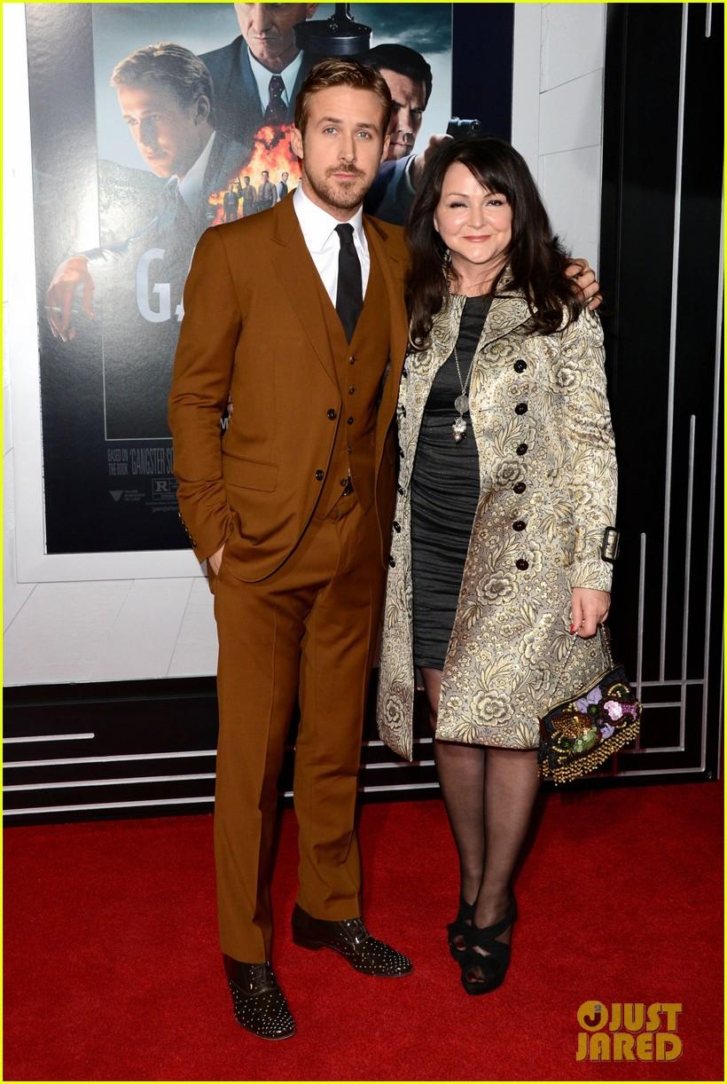 emma stone ryan gosling gangster squad premiere 072786598