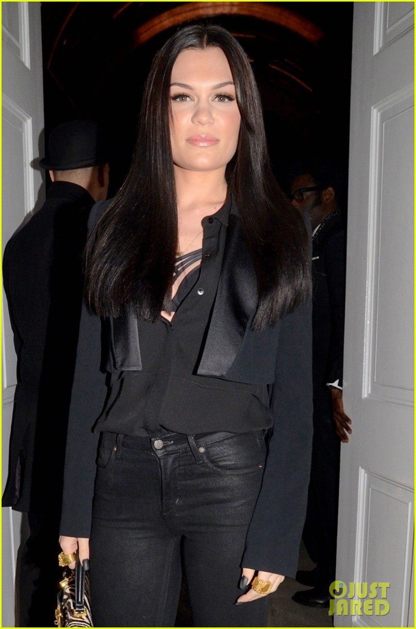 harry styles jessie j gq london collections men party 092787641