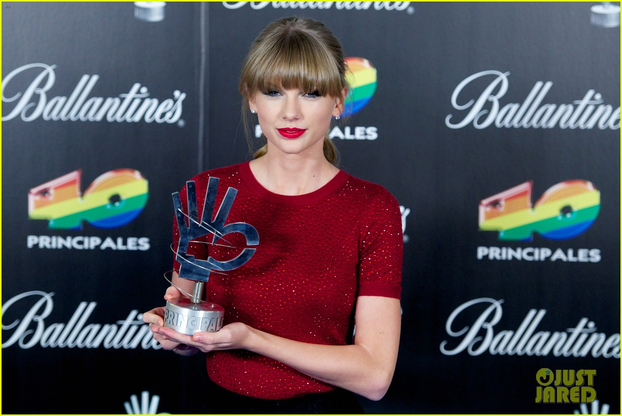 taylor swift 40 principales performance watch now 042798247