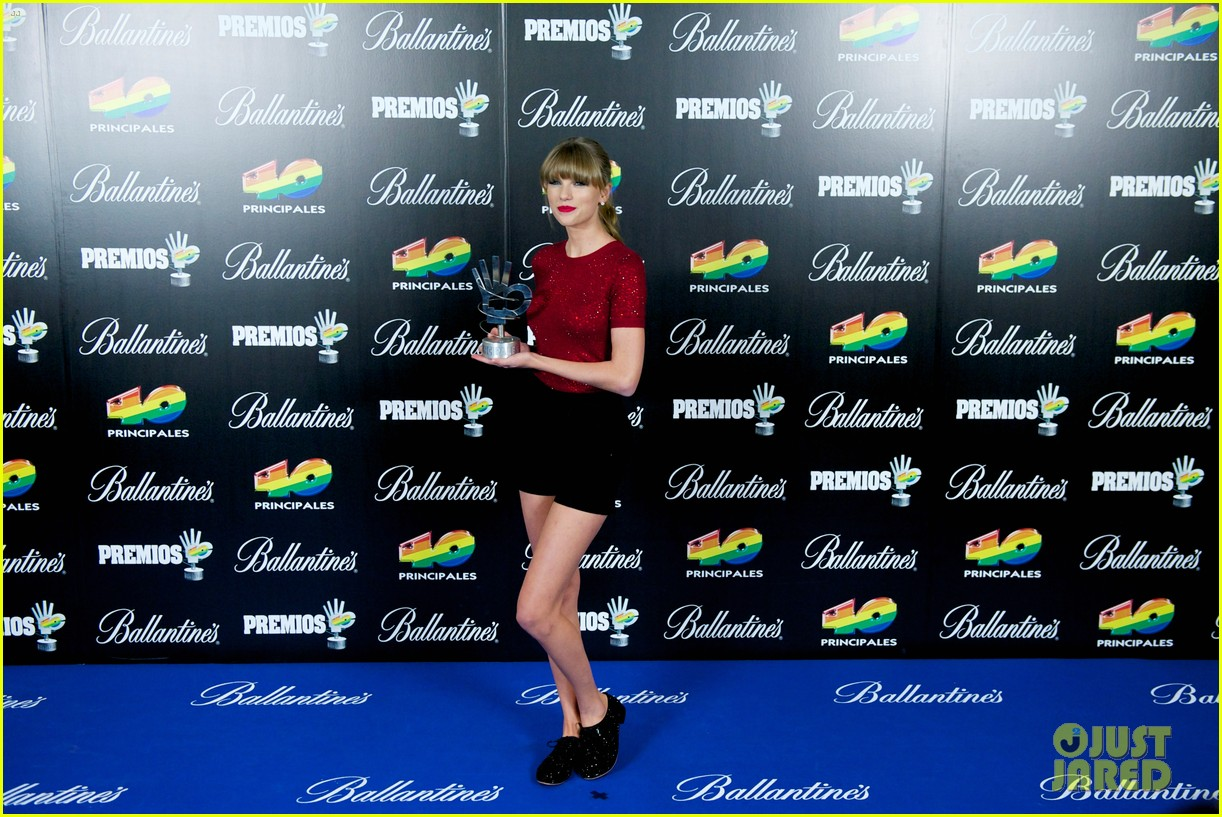 taylor swift 40 principales performance watch now 092798252