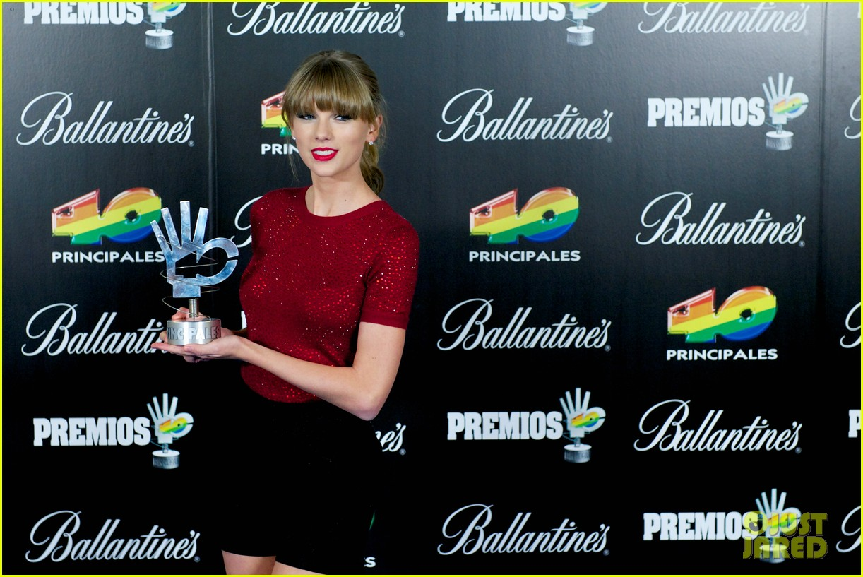 taylor swift 40 principales performance watch now 132798256