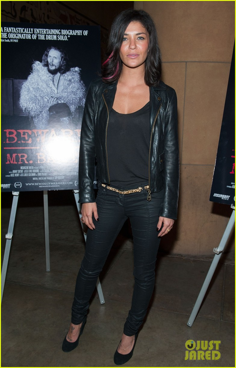 jessica szohr jeremy piven beware of mr baker screening 01
