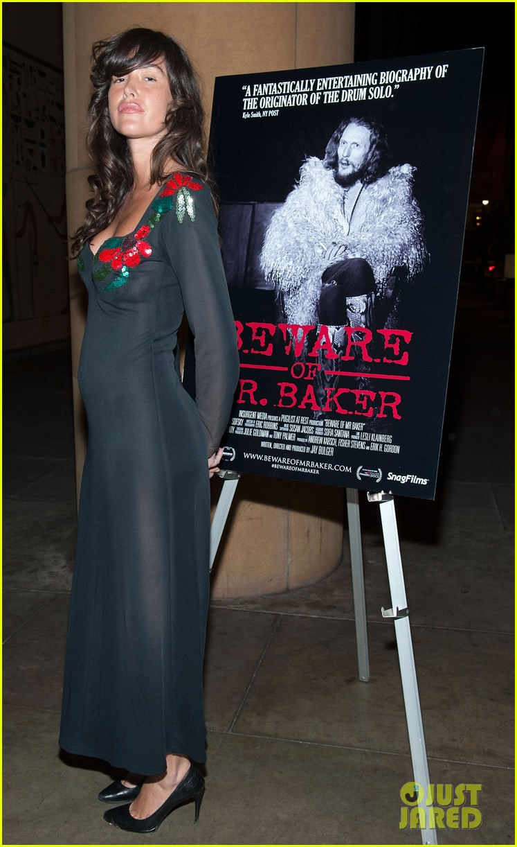 jessica szohr jeremy piven beware of mr baker screening 032797792