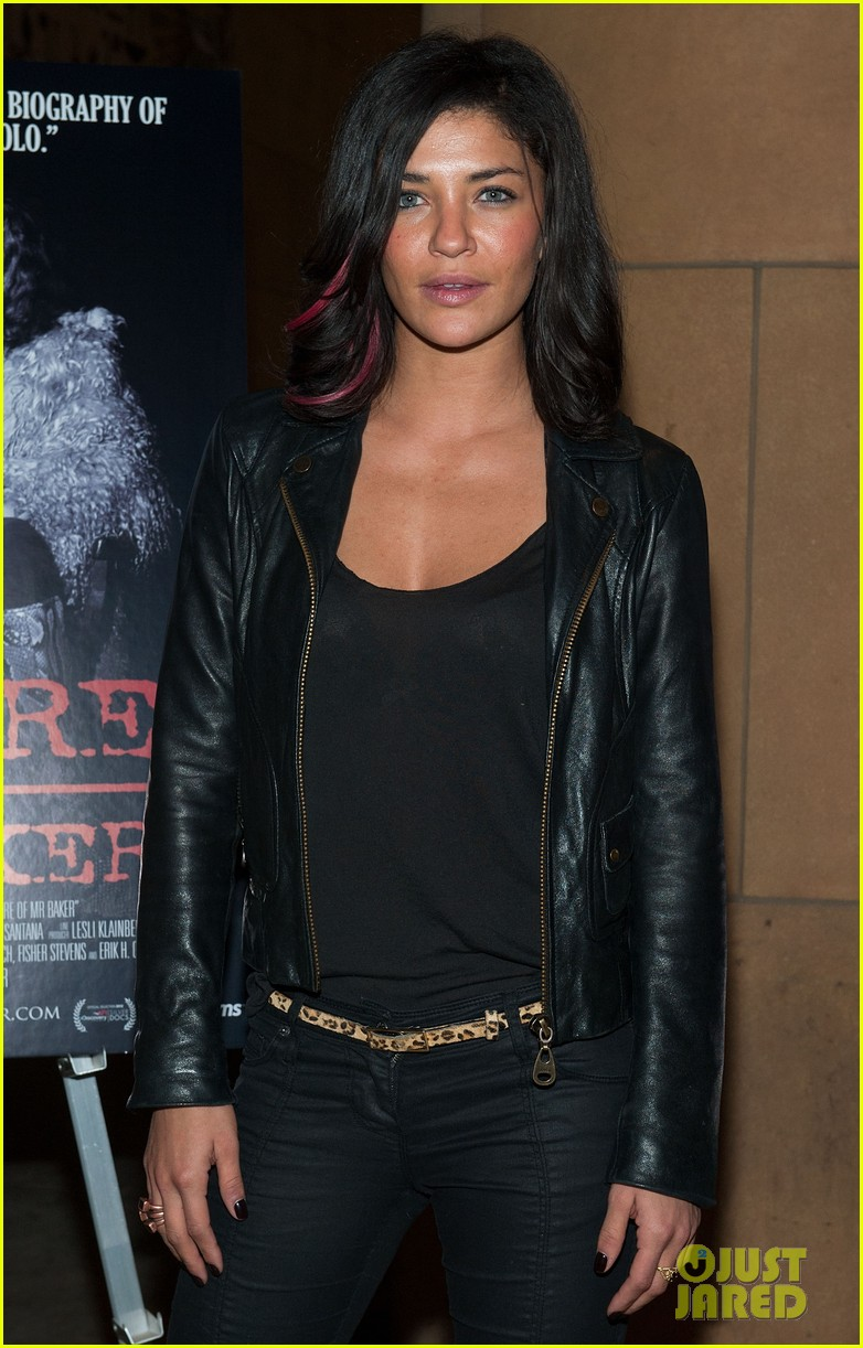 jessica szohr jeremy piven beware of mr baker screening 102797799
