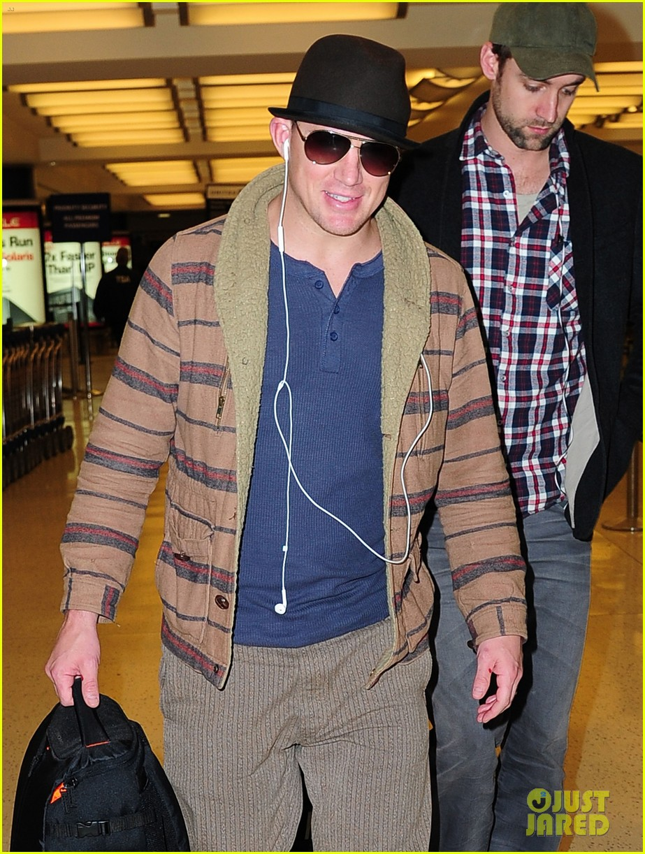 channing tatum lands in nyc jenna dewan hits the gym 022801711