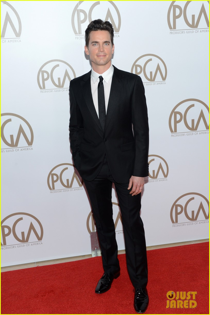 matt bomer channing tatum producers guild awards 06