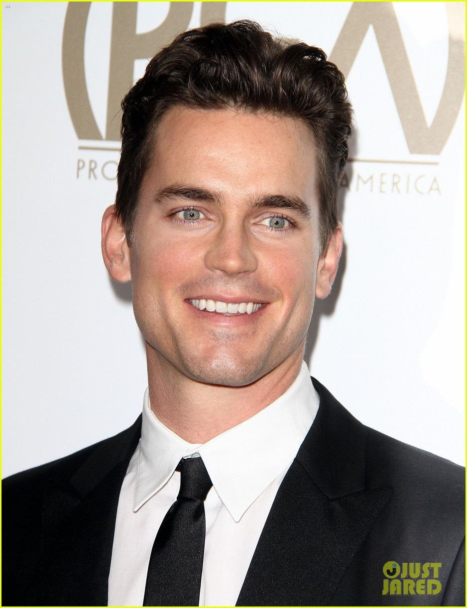 matt bomer channing tatum producers guild awards 09