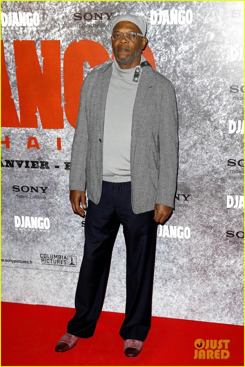 kerry washington jamie foxx django unchained paris premiere 082786413