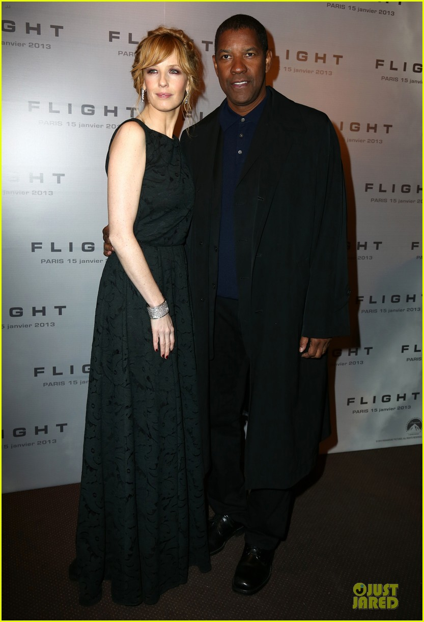 denzel washington flight paris premiere 01