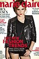 emma watson covers marie claire uk february 2013 01