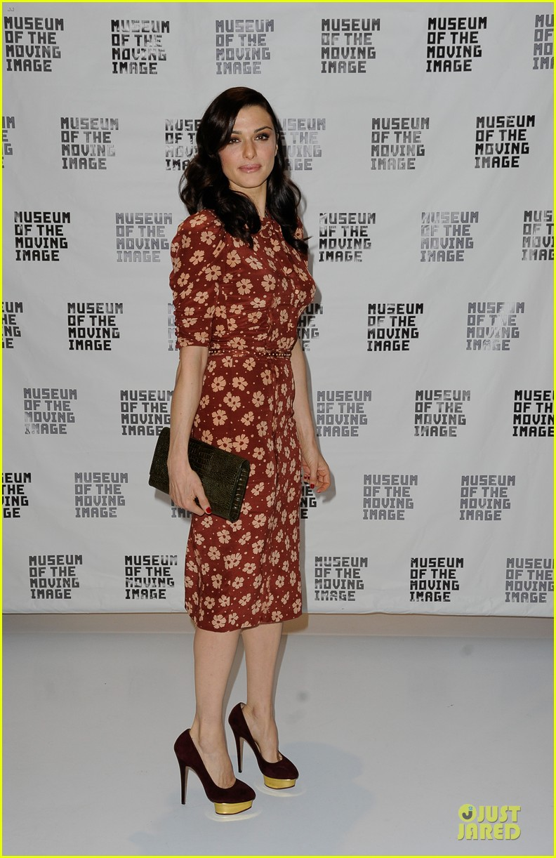 rachel weisz the deep blue sea new york screening 08