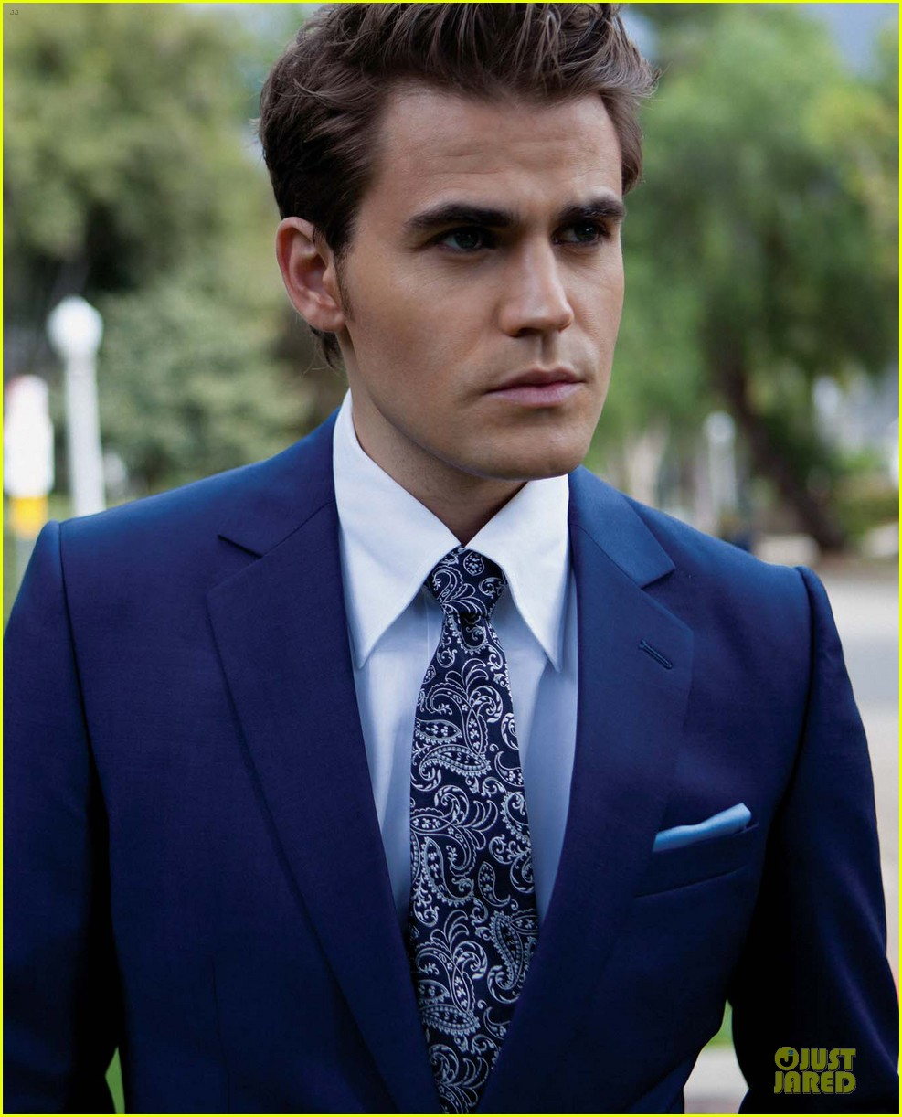 paul wesley bites august man magazine january 2013 062798769