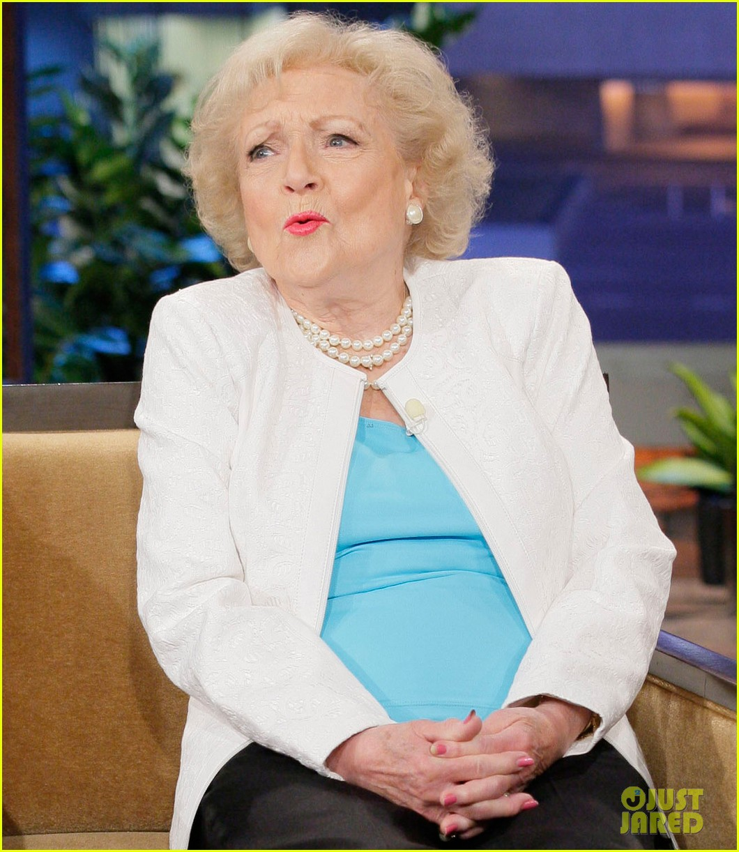 betty white tonight show with jay leno appearance 012784258