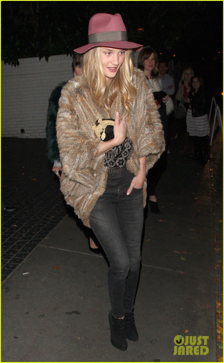 rosie huntington whiteley chateau marmont night out 012794112