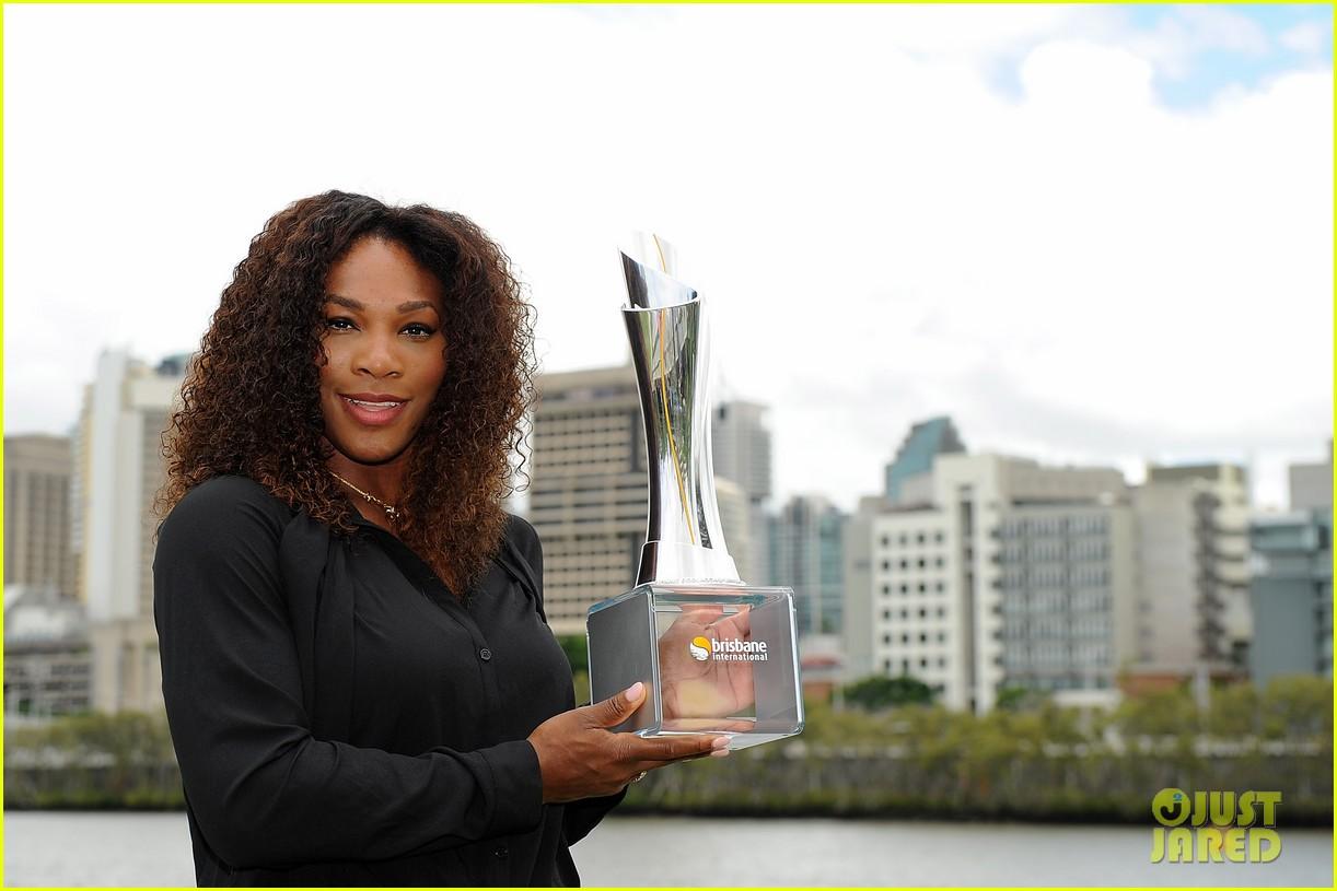 serena williams wins brisbane international tournament 052785584