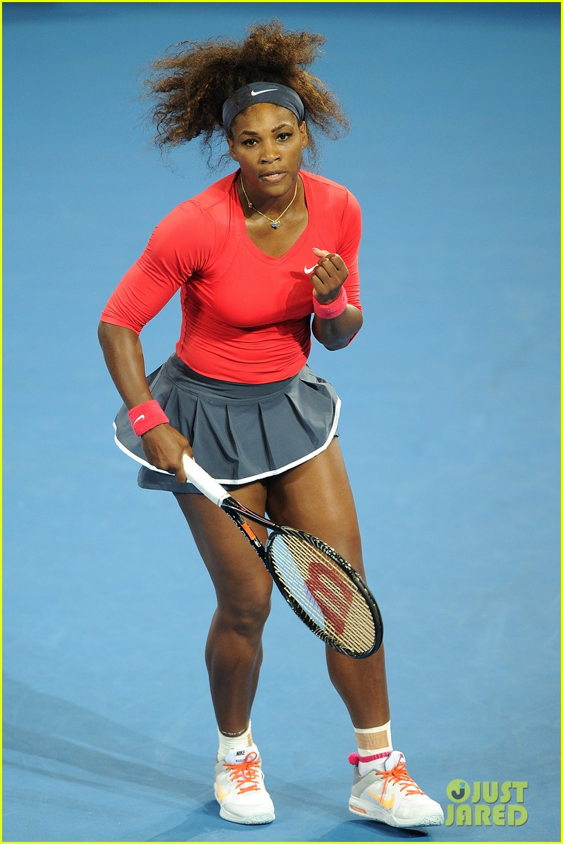 serena williams wins brisbane international tournament 152785594