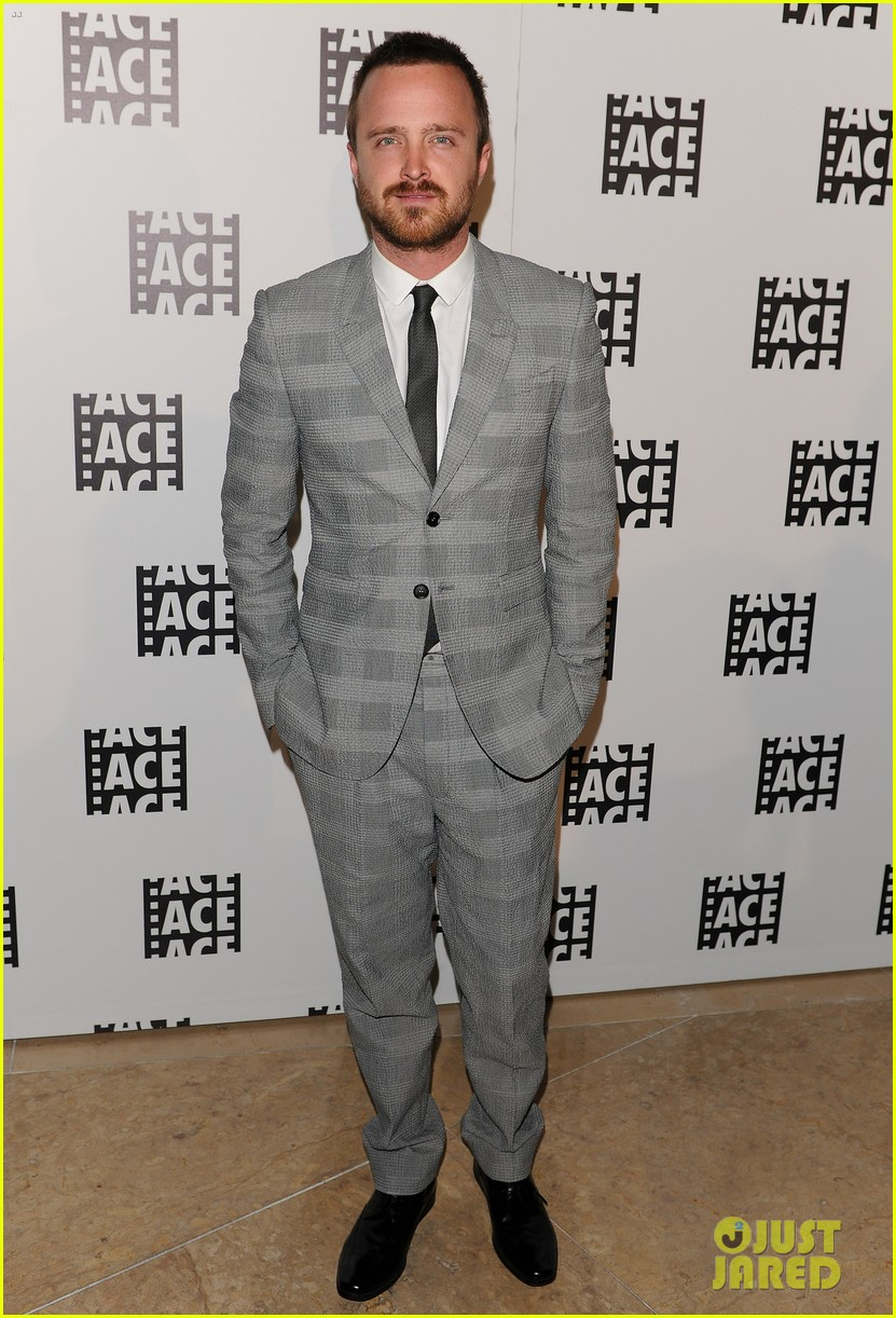 eliza coupe aaron paul ace eddie awards 2013 202813805