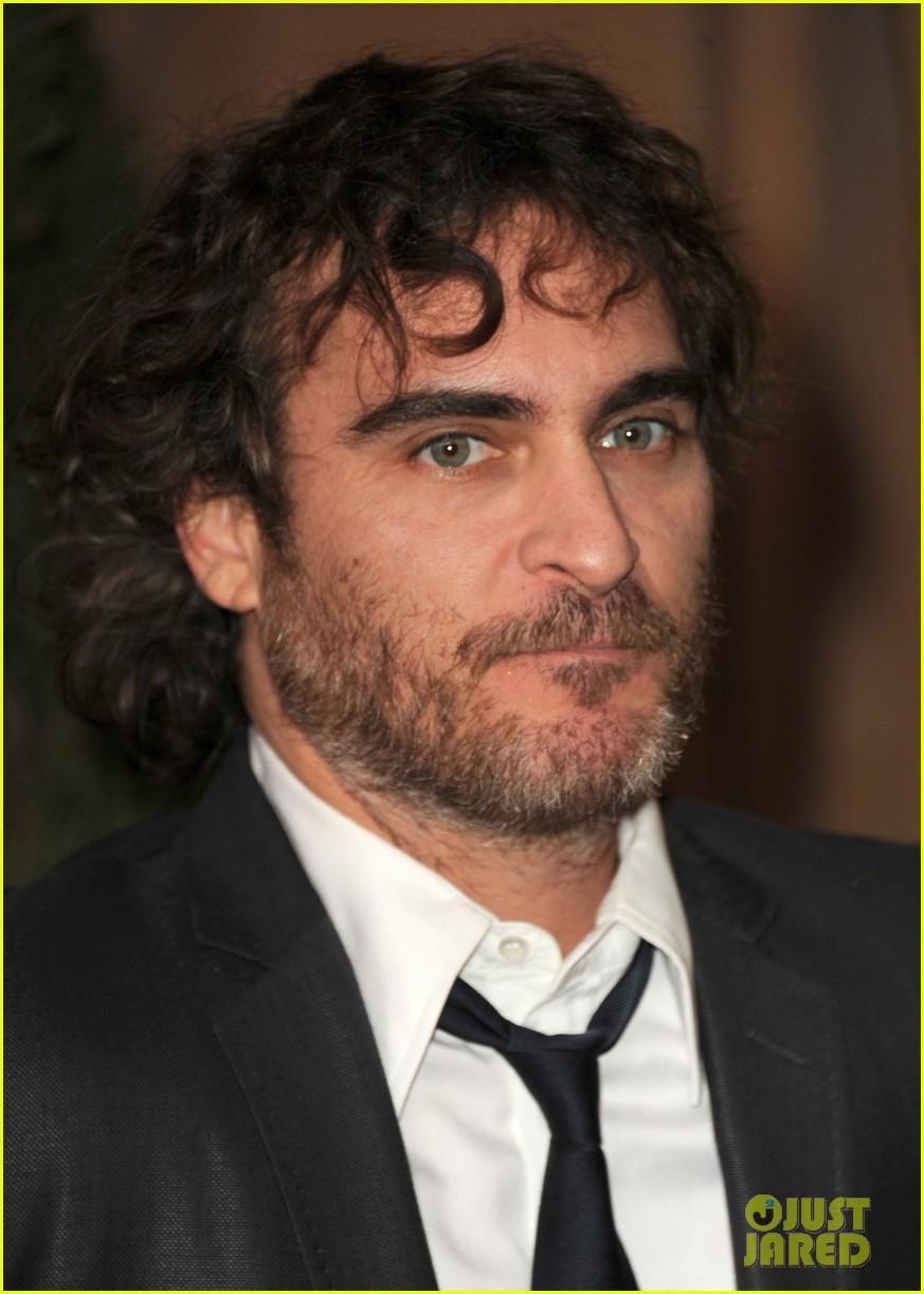 Amy Adams Amp Joaquin Phoenix Oscar Noms Luncheon 2013