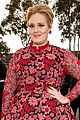 adele grammys 2013 red carpet 02