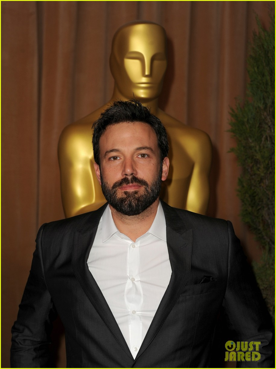 ben affleck oscar nominees luncheon 2013 092804658