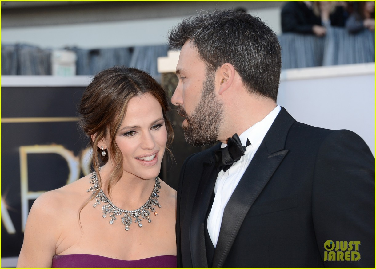 ben affleck jennifer garner oscars 2013 red carpet 042819176