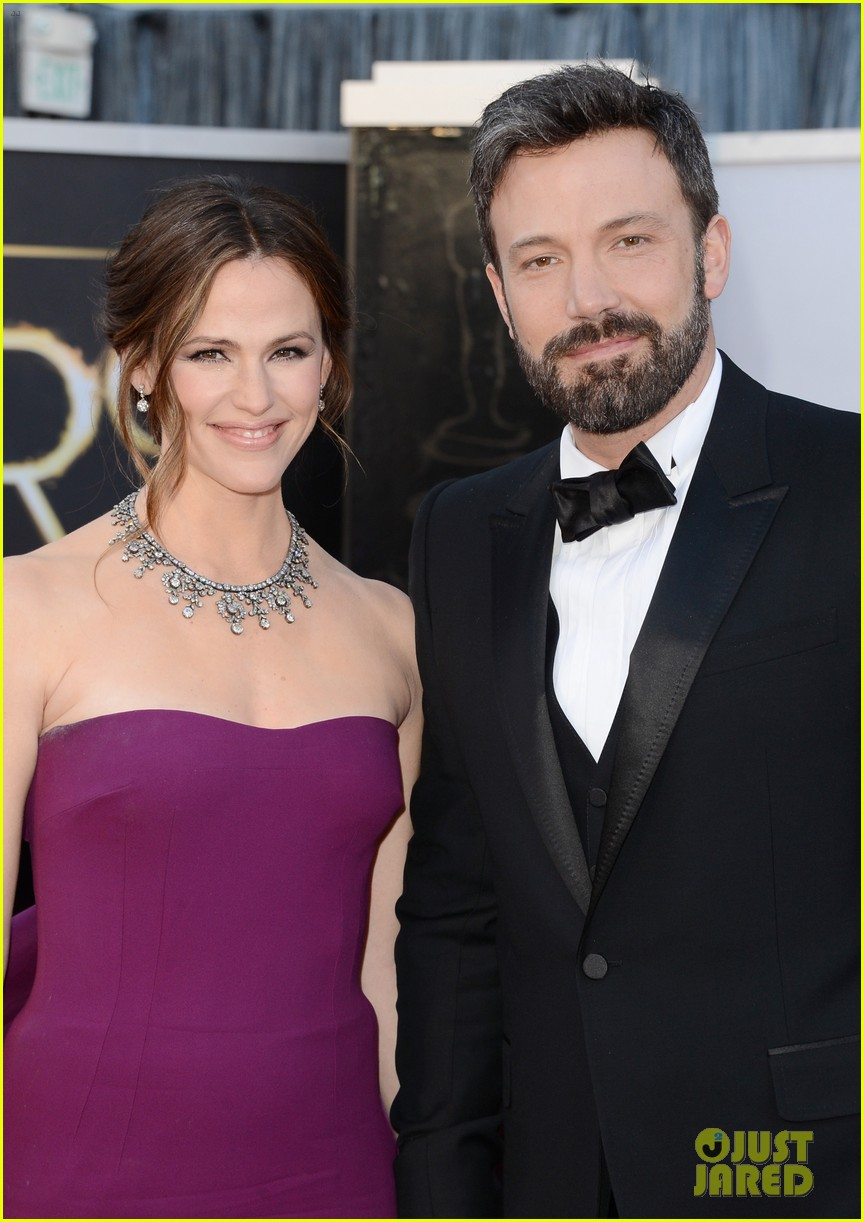 ben affleck jennifer garner oscars 2013 red carpet 062819178