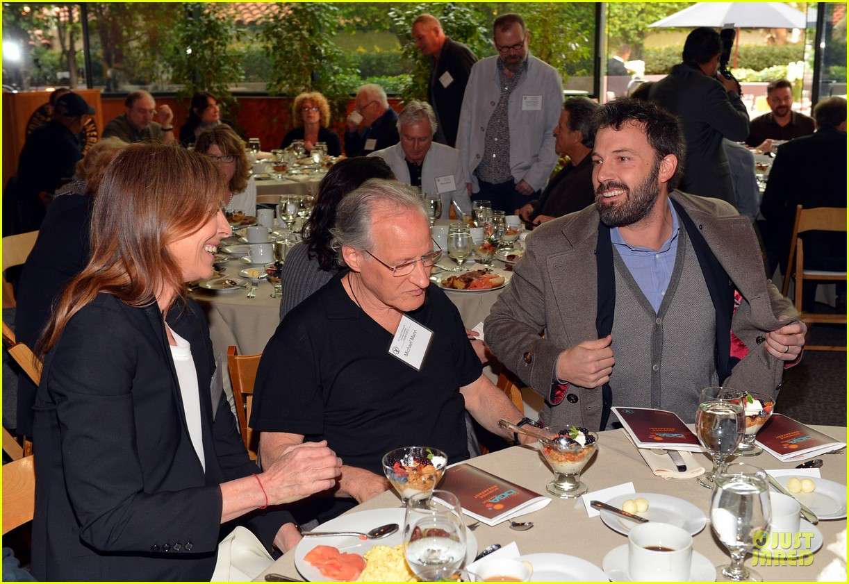 ben affleck directors guild of americas awards presidents breakfast 08