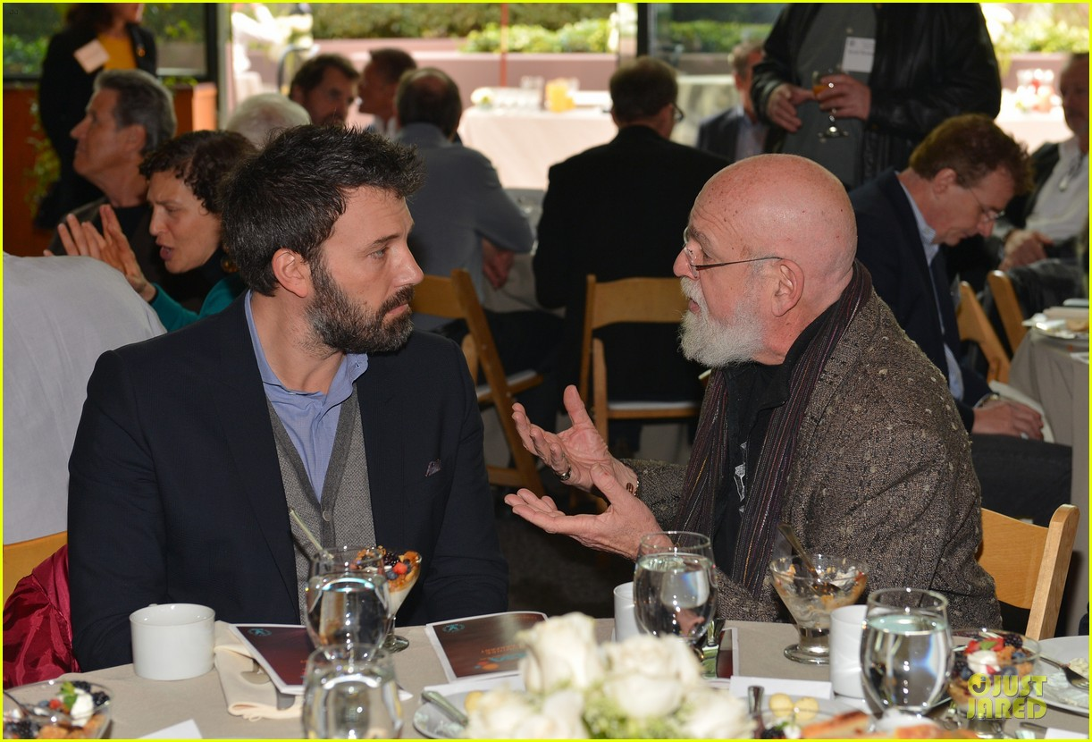 ben affleck directors guild of americas awards presidents breakfast 13