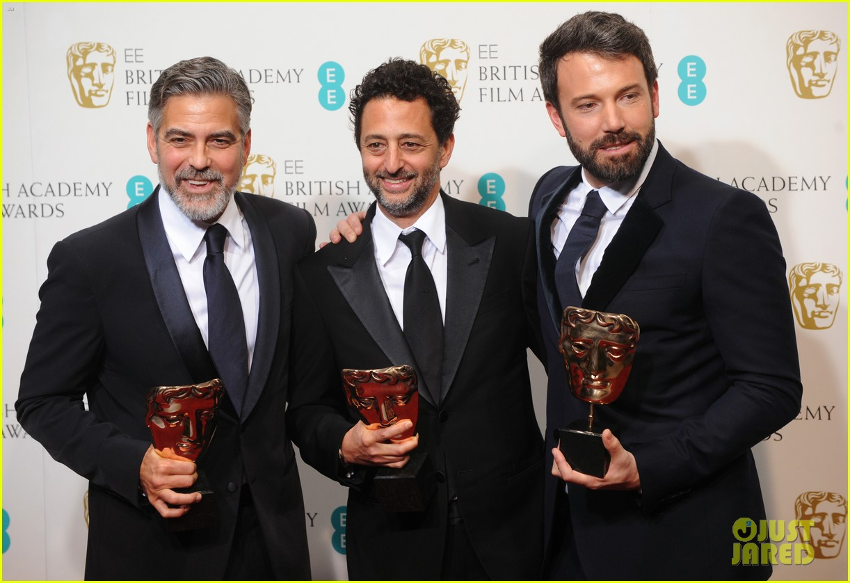 ben affleck wins baftas best director best film 2013 02
