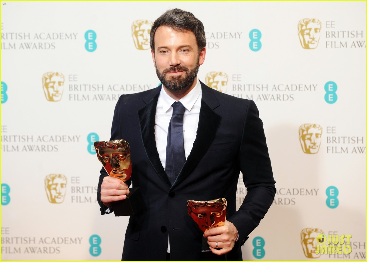 ben affleck wins baftas best director best film 2013 052808995
