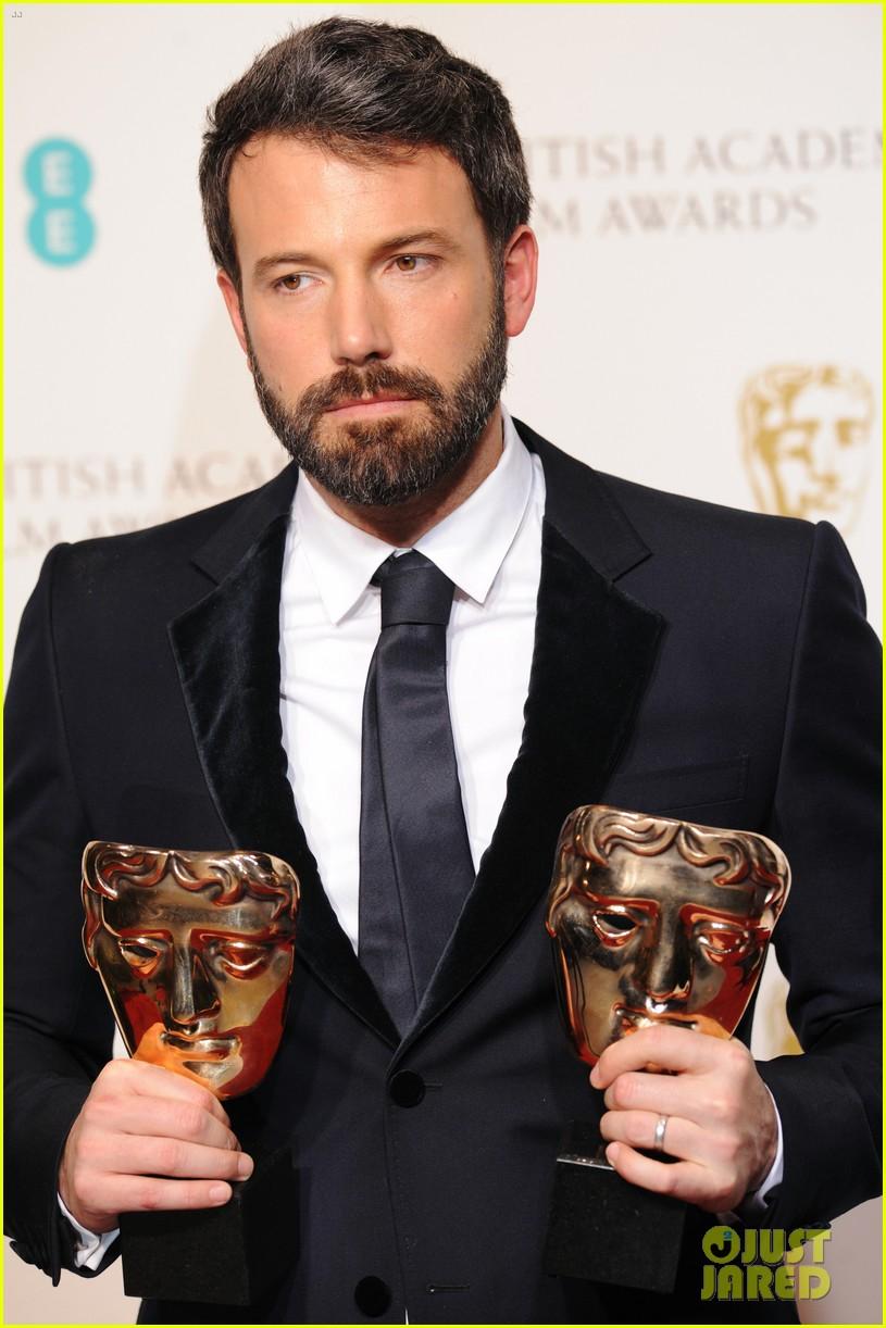 ben affleck wins baftas best director best film 2013 072808997