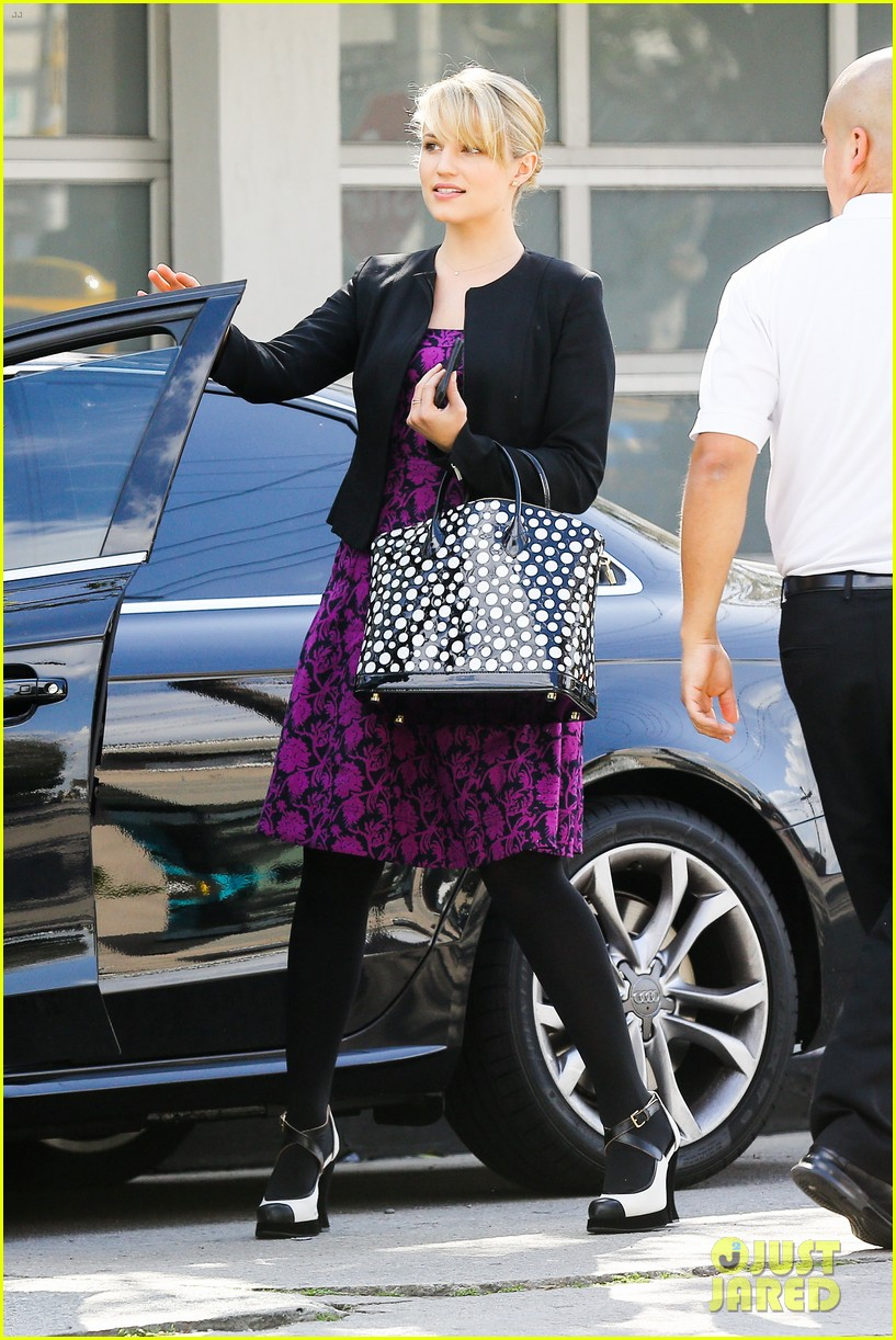 dianna agron i want to see jane lynch broadway debut 012816688
