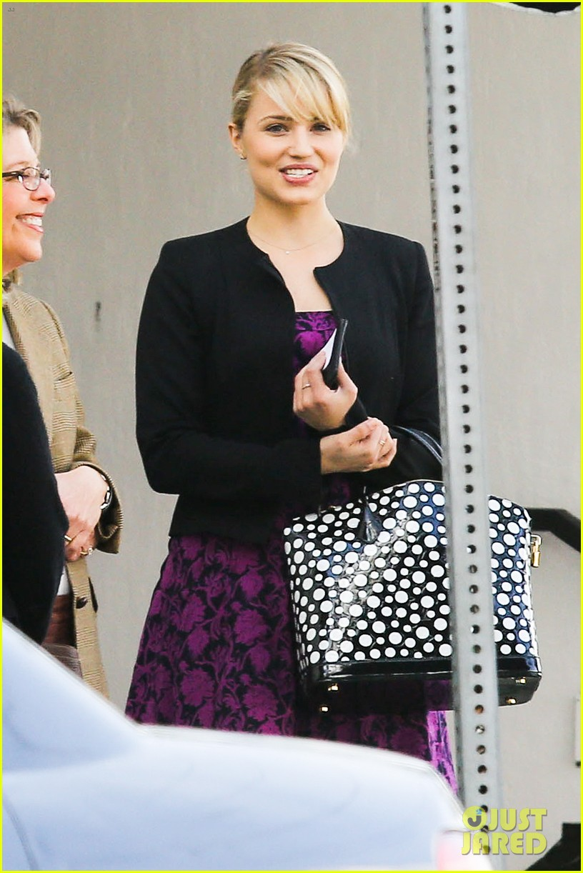 dianna agron i want to see jane lynch broadway debut 022816689