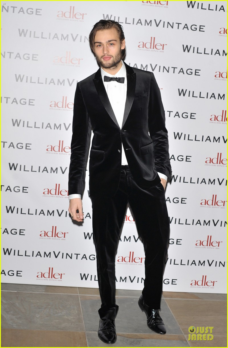 lily allen douglas booth bafa william vintage dinner 202807482