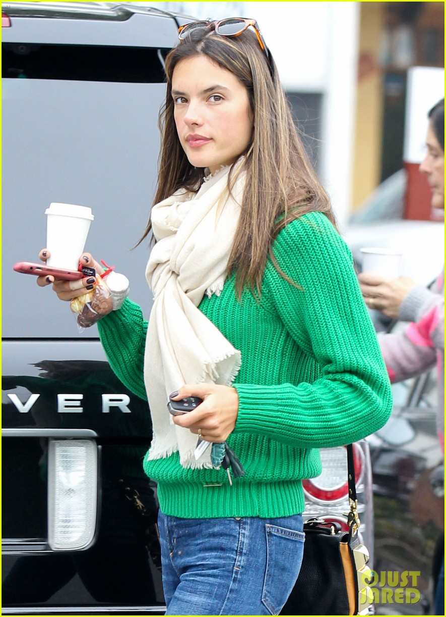 alessandra ambrosio works on ale by alessandra designs 022806116