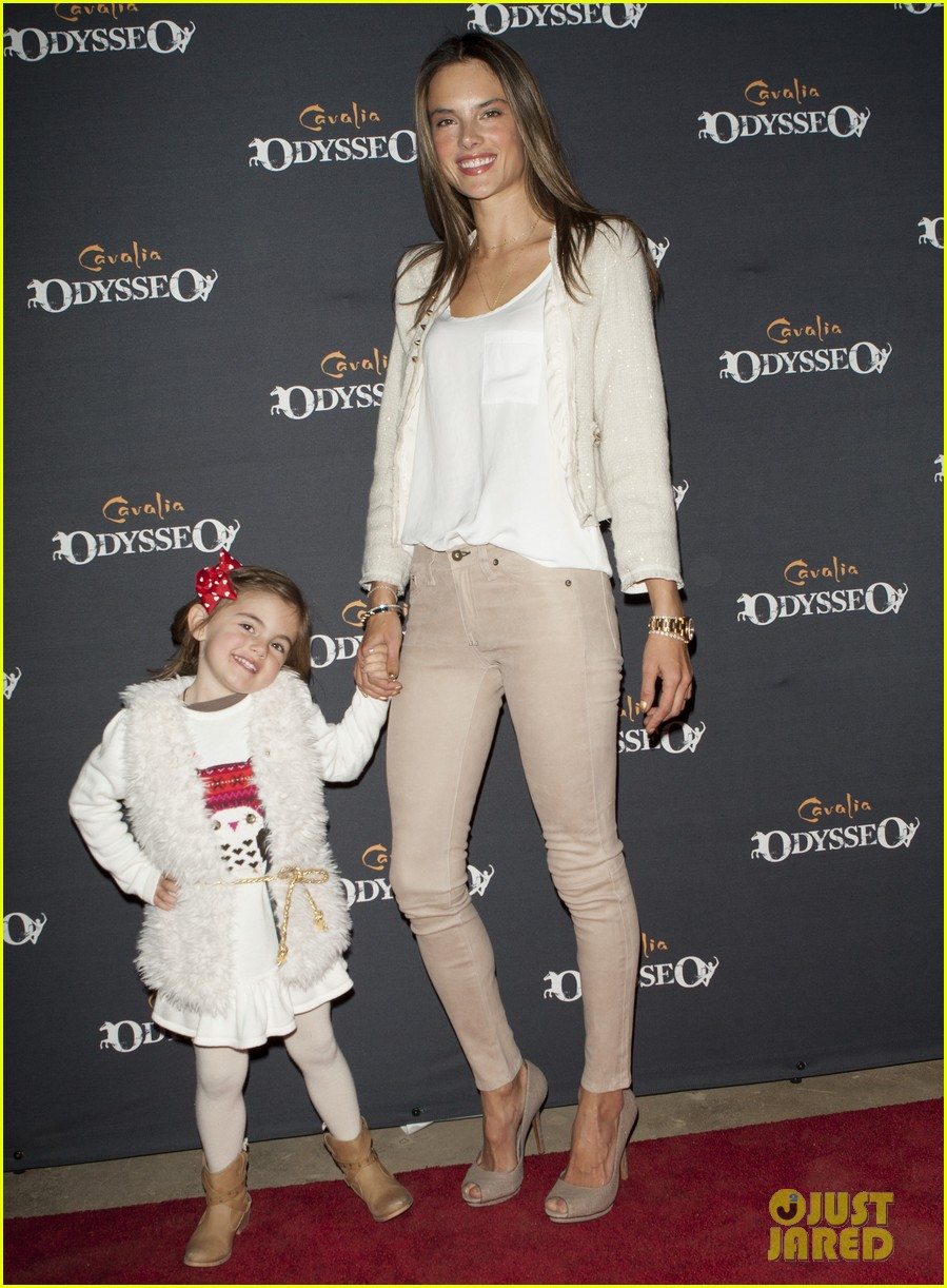 alessandra ambrosio odysseo opening with anja 032822347