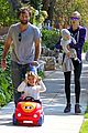 alessandra ambrosio park day with the family 18