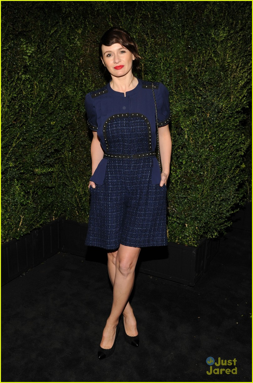 andrea riseborough emily mortimer chanel pre oscars dinner 2013 03
