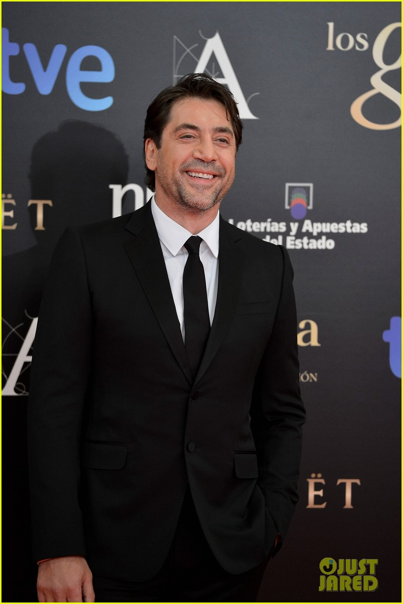 javier bardem goya awards after penelope cruz pregnancy confirmation 052814292