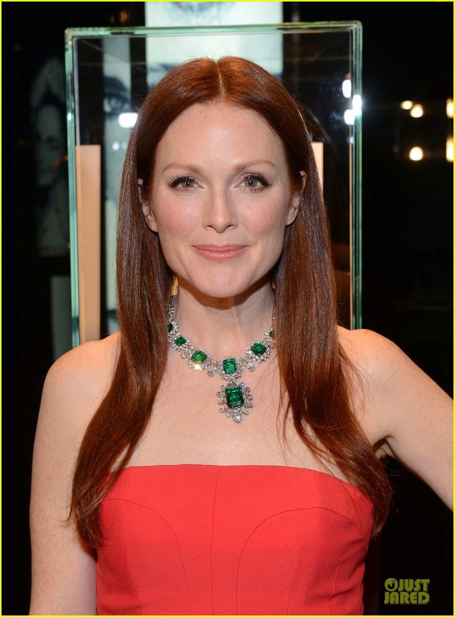 drew barrymore julianne moore elizabeth taylor bvlgari collection event 042815512