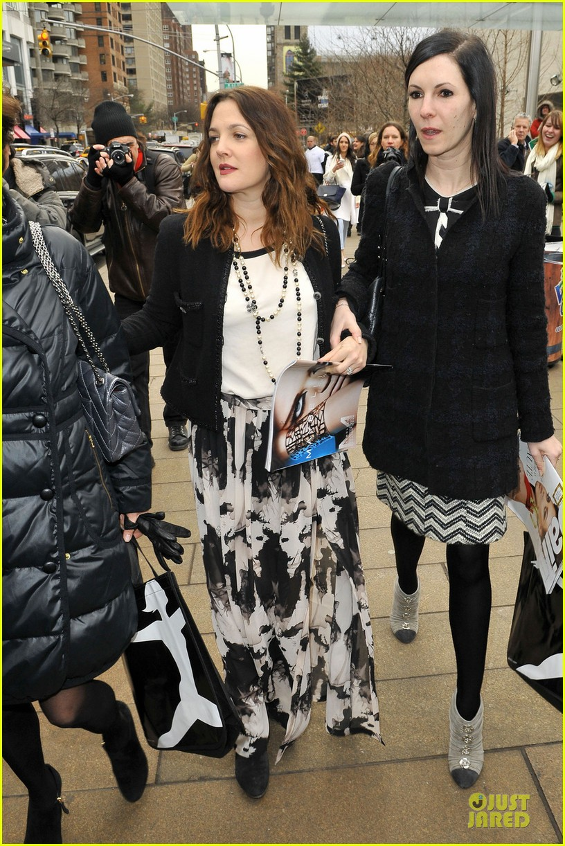 drew barrymore rag bone fashion show 012807562