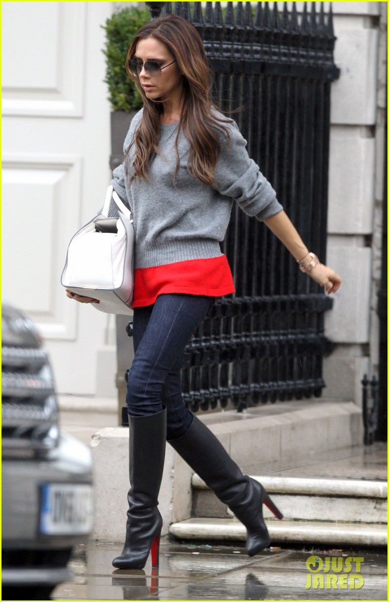 victoria david beckham separate london outings after psg announcement 162802564