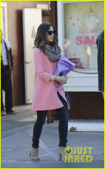 kate beckinsale len wiseman brentwood country mart couple 032808983