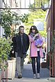 kate beckinsale len wiseman brentwood country mart couple 01