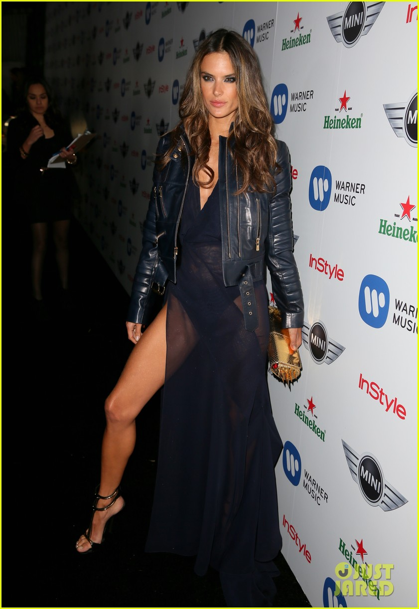 ashley benson warner music group grammy after party 012809863