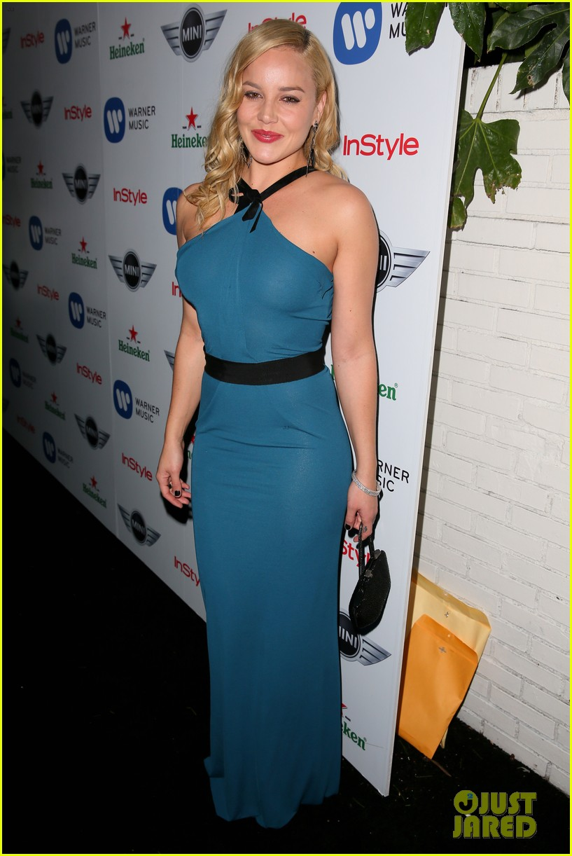 ashley benson warner music group grammy after party 06