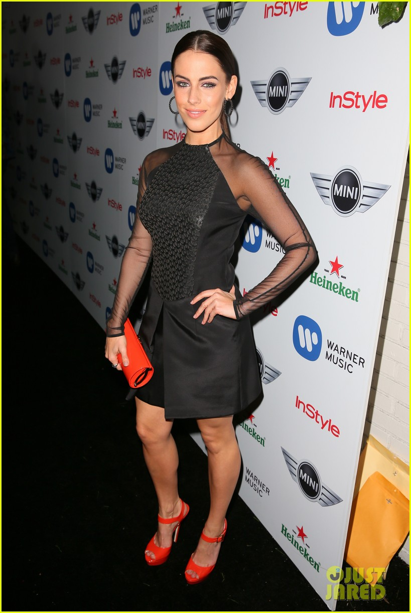 ashley benson warner music group grammy after party 082809870