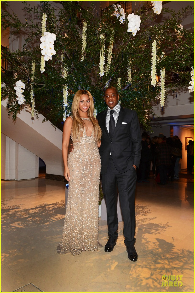 beyonce premiere after party with jay z solange knowles 012811139