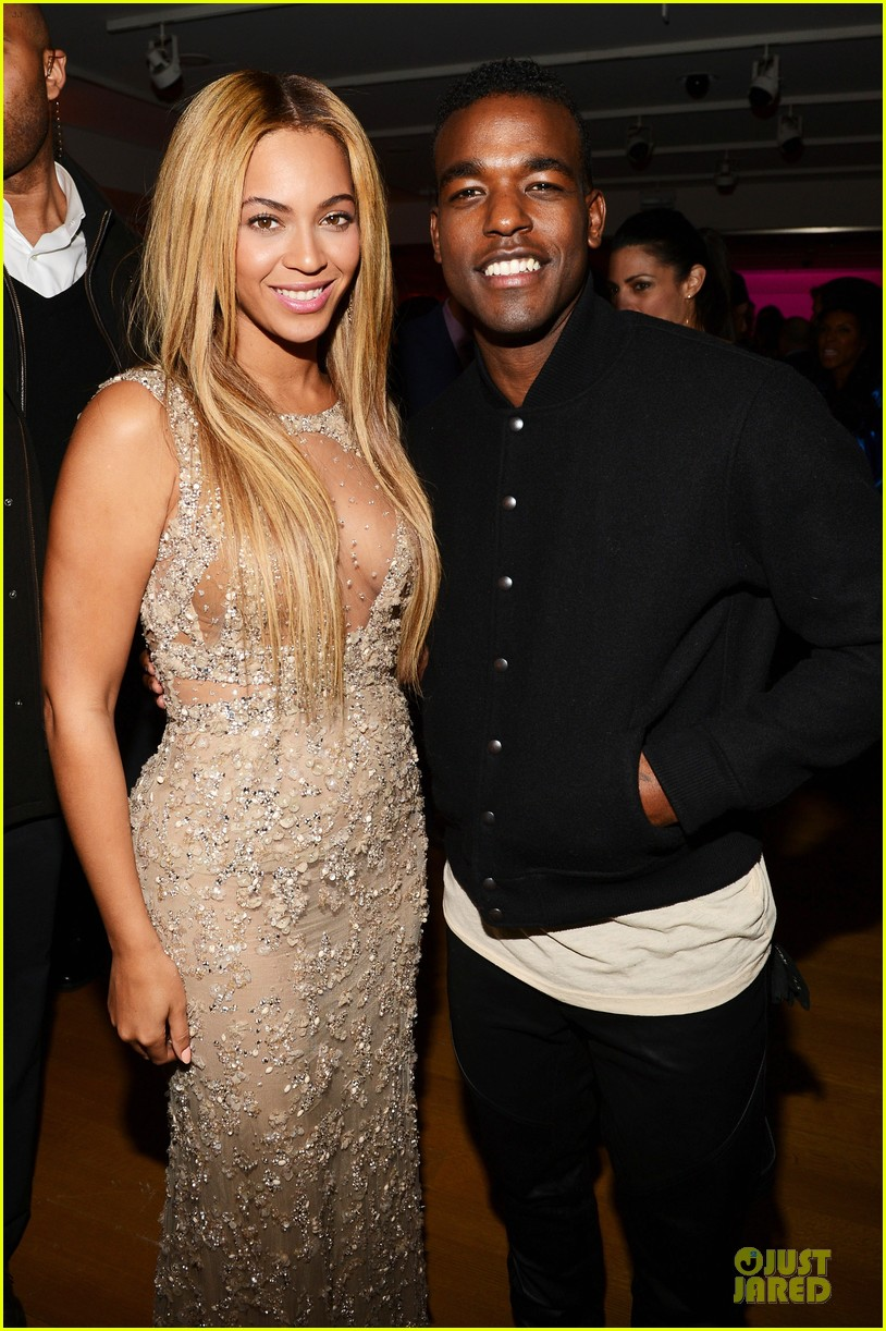 beyonce premiere after party with jay z solange knowles 082811146