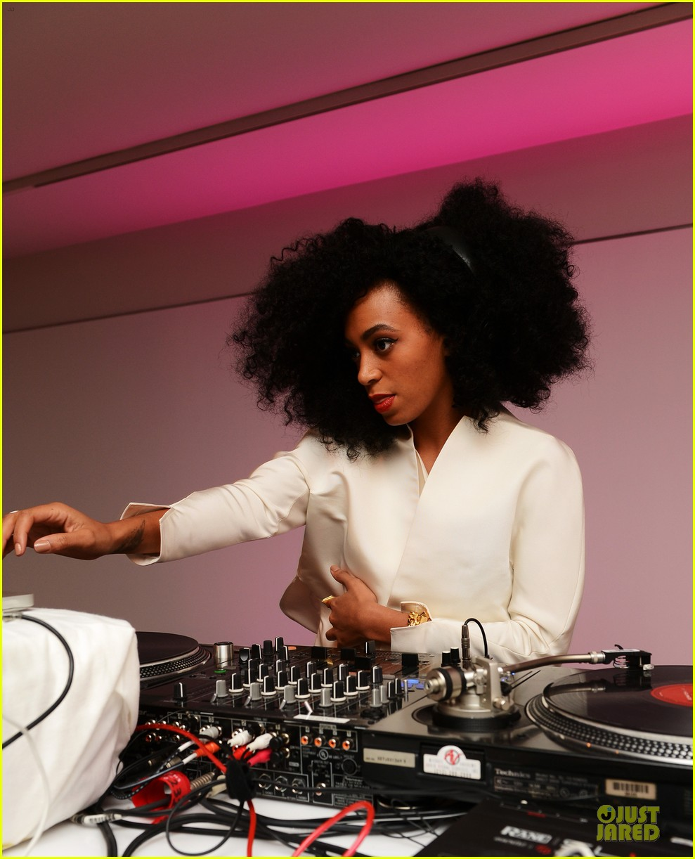 beyonce premiere after party with jay z solange knowles 122811150